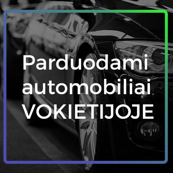 Pamatykite kokius automobilius šiuo metu parduodame autoplius.lt